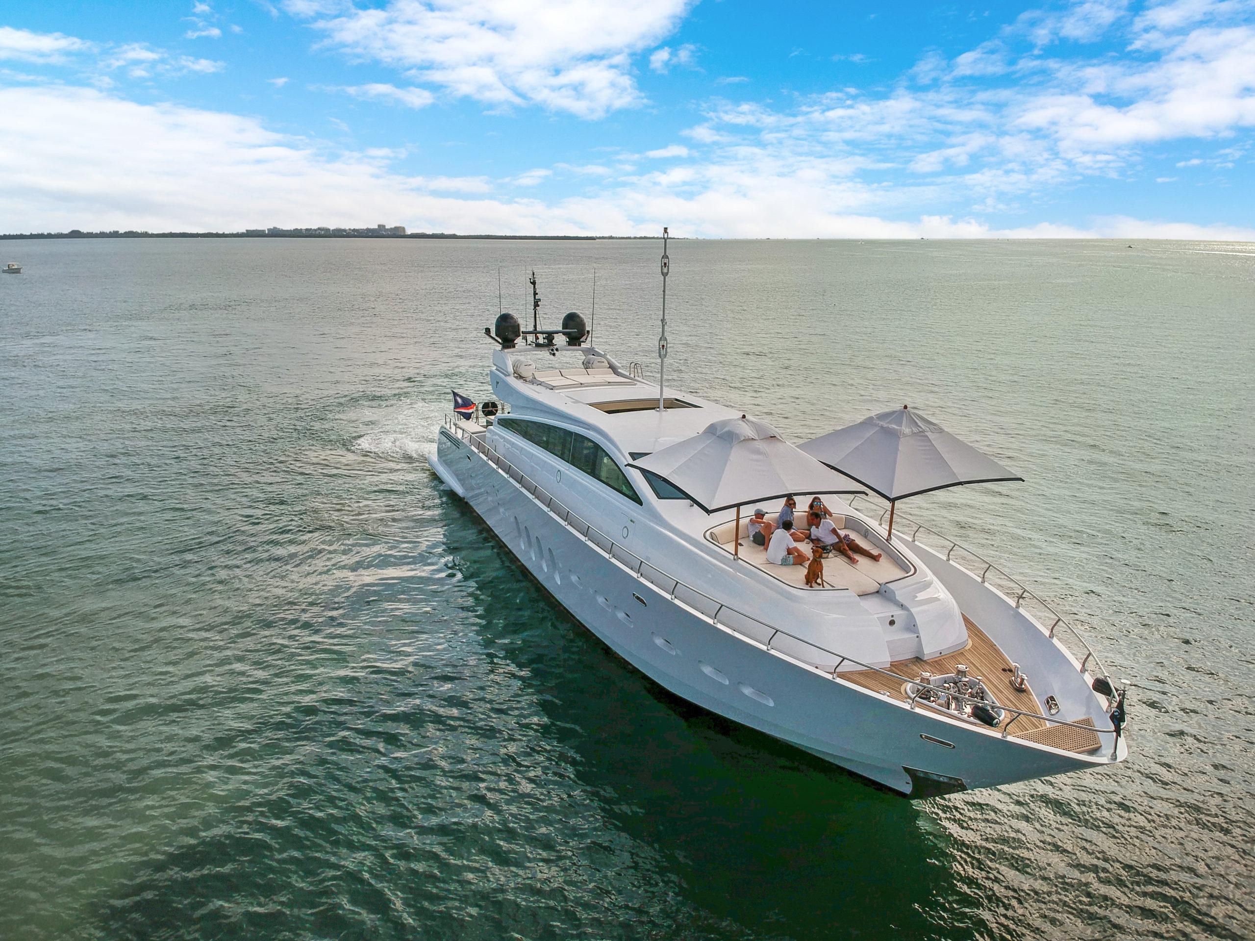 Luxury Yacht Cannes